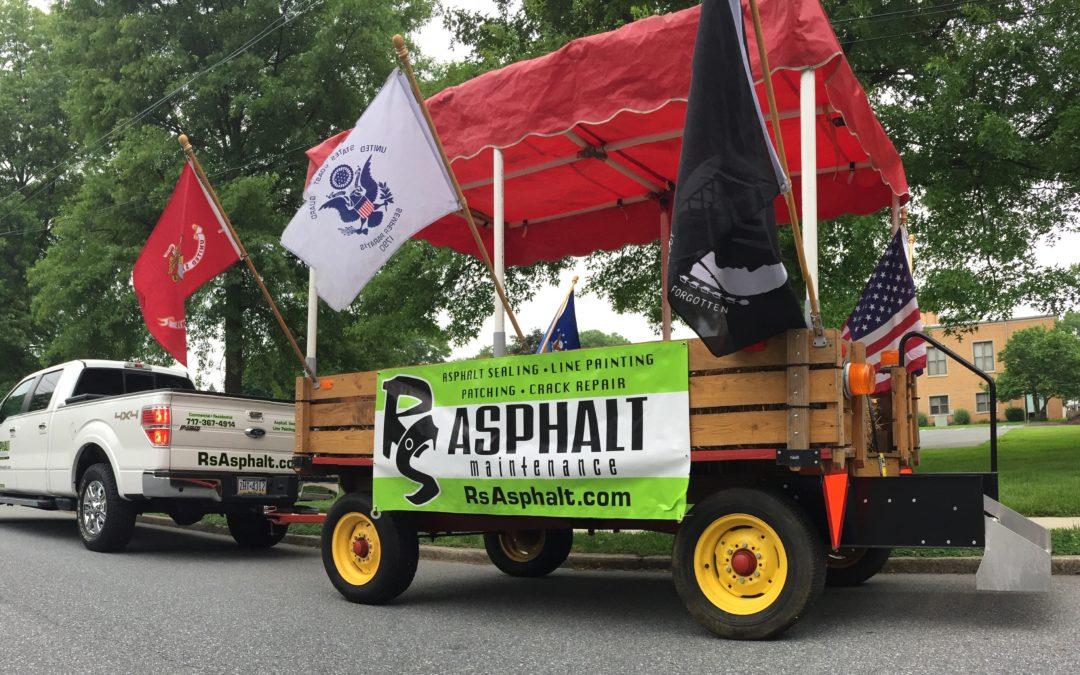 RS Asphalt – Annual Memorial Day parade